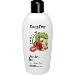 Bettina Barty Pflege Happy Fruits Bath & Shower Gel Kiwi 400 ml