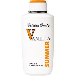 Image of Bettina Barty Damendüfte Summer Vanilla Bath & Shower Gel 500 ml