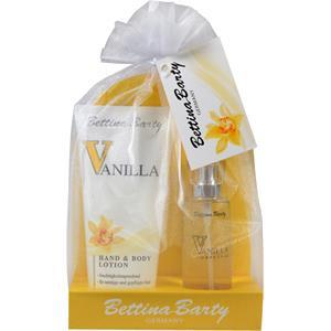 Bettina Barty Damendüfte Vanilla Geschenkset Eau de Toilette Spray 50 ml + Hand & Body Lotion 150 ml 1 Stk.