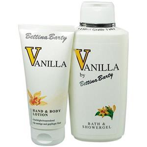 Damendüfte Vanilla Geschenkset Bath & Shower Gel 500 ml + Hand & Body Lotion 150 ml 1 Stk.