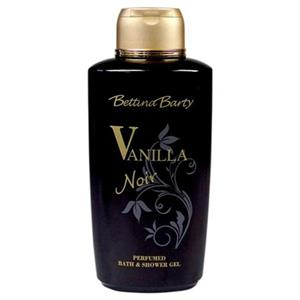 Bettina Barty - Vanilla Noir - Bath & Shower Gel