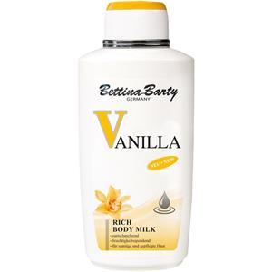 Damendüfte Vanilla Rich Body Milk 500 ml