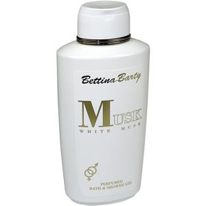 Bettina Barty Pflege White Musk Bath & Shower Gel 500 ml