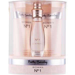 Damendüfte Woman 1 Geschenkset Eau de Toilette Spray 15 ml + Body Lotion 100 ml + Cream Shower 100 ml 1 Stk.