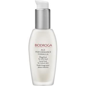 Biodroga - Age Performance Formula - Nurturing Fluid for Mature Skin