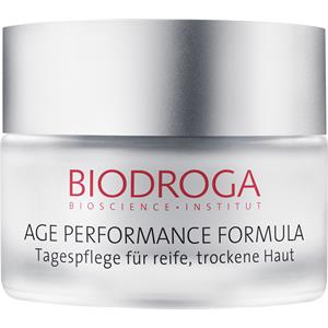 Biodroga - Age Performance Formula - Daytime Care for Mature, Dry Skin