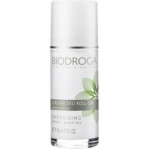 Biodroga - Energizing - Cream Deodorant