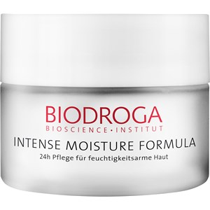 Biodroga - Intense Moisture Formula - 24h Care for Dry Skin