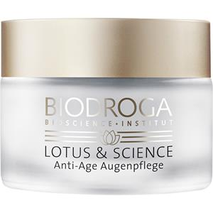Biodroga - Lotus & Science - Anti-Ageing Eye Care