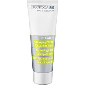 Biodroga MD - Clear+ - Anti-Aging Pflege für unreine Haut