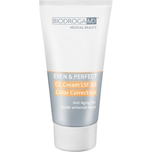 Biodroga MD - Even & Perfect - CC Cream SPF 20 Color Correction