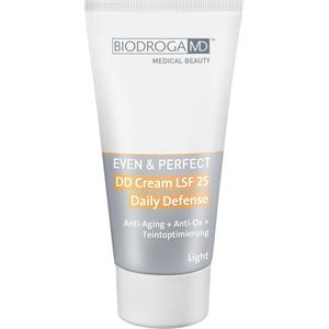 Biodroga MD - Even & Perfect - Daily Defence DD Cream LSF 25