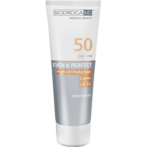 Biodroga MD - Even & Perfect - High UV Protection Cream