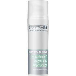 Biodroga MD - Hyper Sensitive - Hypoallergenic Eye and Lip Care