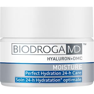Biodroga MD - Moisture - Perfect Hydration 24h Pflege