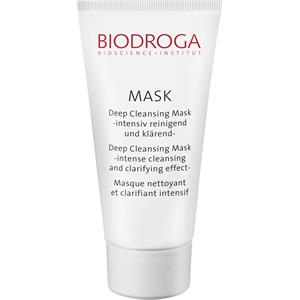 Biodroga - Mask - Deep Cleansing Mask