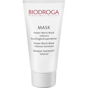 Biodroga - Mask - Power Moist Mask