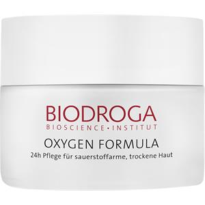 Biodroga - Oxygen Formula - 24h Care for Hypoxic, Dry Skin
