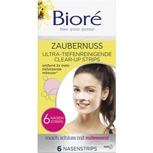 Bioré - Gesichtspflege - Zaubernuss Ultra Tiefenreinigende Clear-Up Strips