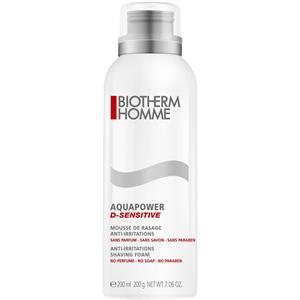 Biotherm - Aquapower - Aquapower D-Sensitive Shaving Foam