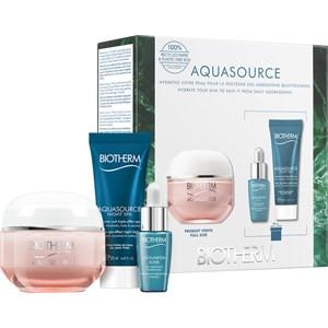 Biotherm - Aquasource - Aquasource Crème Riche Set