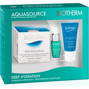 Biotherm - Aquasource - Deep Hydration Set