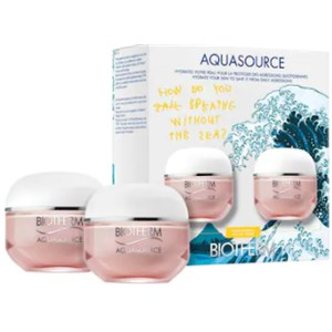 Biotherm - Aquasource - Gift Set
