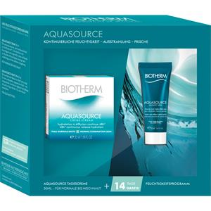 Biotherm - Aquasource - Gift set for normal to combination skin