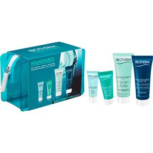 Biotherm - Aquasource - Normal and Combination Skin Trial Set
