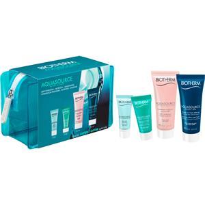 Biotherm - Aquasource - Dry Skin Trial Set