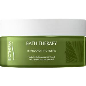 Biotherm - Bath Therapy - Invigorating Blend Body Hydrating Cream Infused