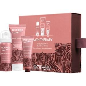 Biotherm - Bath Therapy - Relaxing Blend Geschenkset