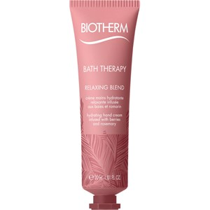 Biotherm - Bath Therapy - Relaxing Blend Hydrating Hand Cream
