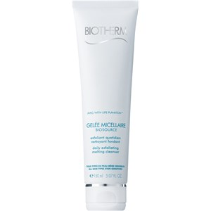 Biotherm - Biosource - Daily Exfoliating Cleansing Melting Gelée