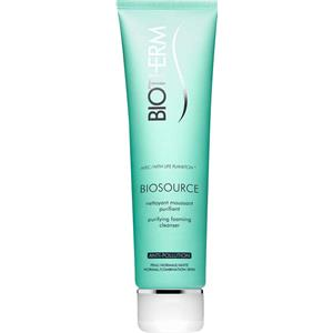 Biotherm - Biosource - Purifying Foaming Cleanser para piel normal a mixta