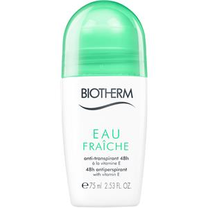 Image of Biotherm Düfte Eau Fraîche Deodorant Roll-On 75 ml