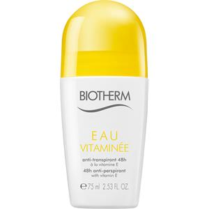 Biotherm - Eau Vitaminée - Deodorant Roll-On