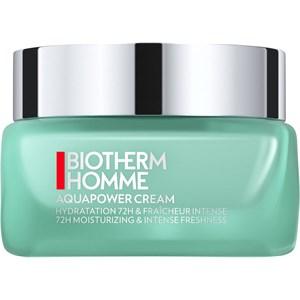 Image of Biotherm Homme Männerpflege Aquapower 72h Gel-Creme 50 ml