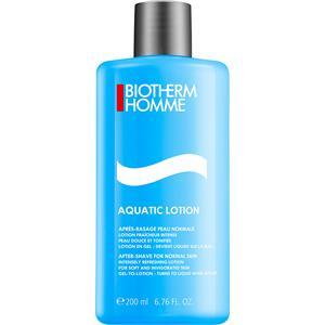 Biotherm Homme - Rasur, Reinigung, Peeling - Aquatic Lotion