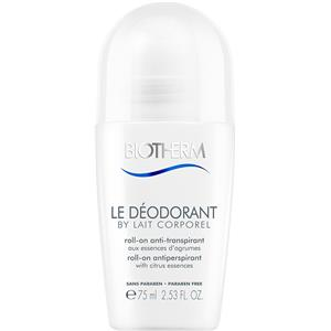 Biotherm - L'Eau - L'Eau by Lait Corporel Deodorant Roll-On