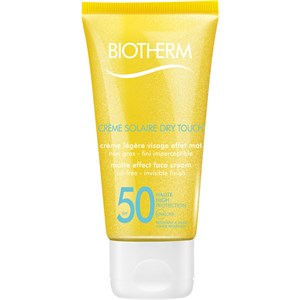 Biotherm - Aurinkosuoja - Crème Solaire Dry Touch