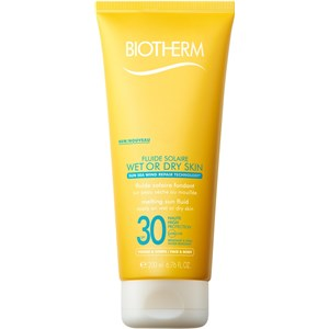 Biotherm - Sonnenschutz - Fluide Solaire Wet Skin