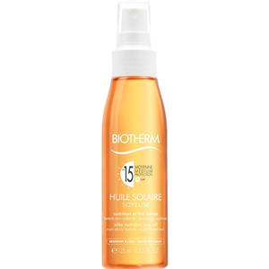 Biotherm - Sunscreen - Silky Nutrition Sun Oil SPF 15