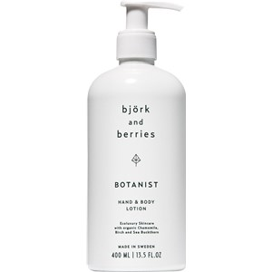 Björk & Berries - Botanist - Hand & Body Lotion