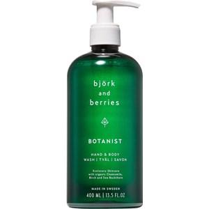 Björk & Berries - Botanist - Hand & Body Wash