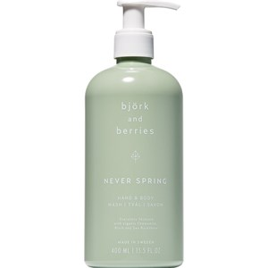 Björk & Berries - Never Spring - Hand & Body Wash