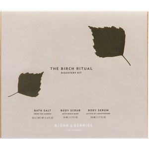 Björk & Berries - Körperpflege - The Birch Ritual Discovery Set