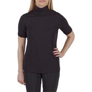 Blacky Dress - Tops & Shirts - Rollkragenshirt