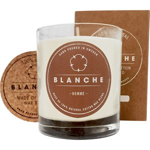 Blanche - Stearinlys med duft - Homme