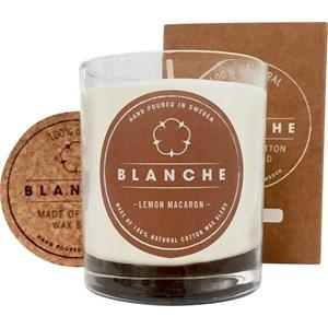 Blanche - Geurkaarsen - Lemon Macaron